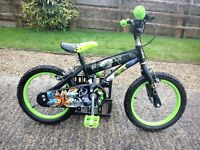 boys Ben Ten bike