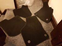 New Seat car mats