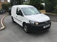 """2011 Volkswagen Caddy C20 Plus 1.6 TDi 102 BHP 5 Door Panel Van HPI MOT """"NO VAT"""""""