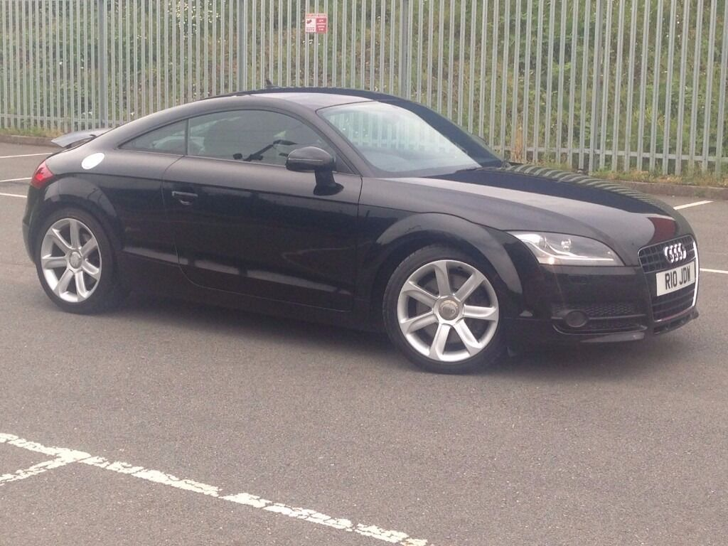 2007 audi tt 3 2 v6 quattro s tronic coupe auto petrol black sat nav e seat bose long mot. Black Bedroom Furniture Sets. Home Design Ideas