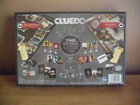 Game of Thrones Cluedo ( Brand new )