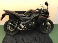 Honda Cbr 125cc 2015 only 4900 miles Bargain no offers