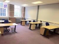 ***Modern office space to let FIRST MONTHS RENT HALF PRICE***