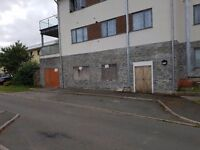 1500 sq ft Self contained storage/distribution unit with dedicated parking :Ernesettle Plymouth