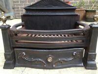 Fire Basket - Cast Iron