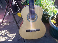 KLC 301 Acoustic guitar full size.