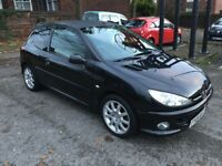 2005 PEUGEOT 206 1.4 SPORT- BARGAIN FOR CHRISTMAST - WAS £825 / NOW £700
