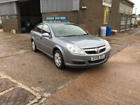 2008 VAUXHALL VECTRA 1.8 LIFE 16V 5 DR.ONLY 64000 MILES WITH FULL SERVICE HISTORY,NEW CAM BELT +W/P
