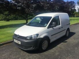 vw caddy 1.6tdi NO VAT