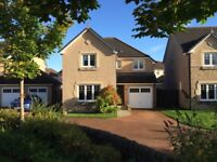 Unfurnished 4 bedroom detached house in Kintore