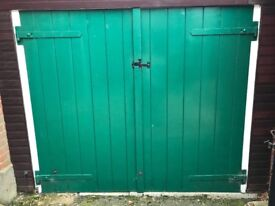 Lock up garage wanted - Bedford