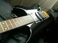 Yamaha electruc giutar beautiful