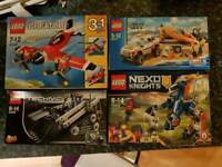 Lego kits for sell
