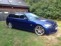 BMW 320d M SPORT Tourer Estate for Sale near Usk (FSH, 2 Keys)