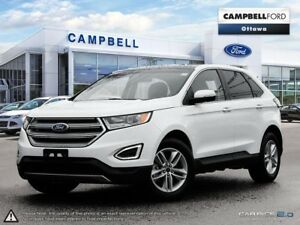 2017 Ford Edge SEL AWD-LEATHER-POWER ROOF-NAV