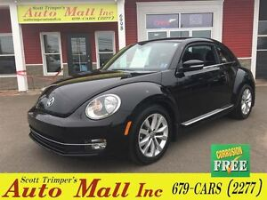 2014 Volkswagen Beetle Coupe 1.8T w/Sunroof/Fender Audio/Nav