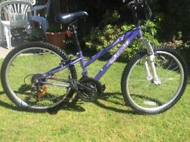 Appolo XC 24 Girls bicycle