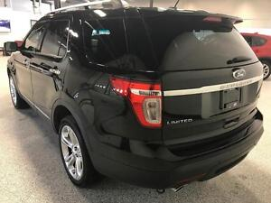 2014 ford explorer limited calgary alberta image 4 - Ford Explorer 2014 Limited