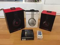 Beats Studio, Solo2, UrBeats, Bose Quiet Comfort 35, iPod Nano