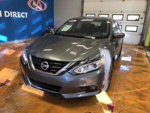 "2017 Nissan Altima 2.5 SV SUNROOF, 17"" ALLOYS, HEATED SEATS, XM."