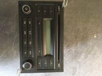 Vw t5 transporter radio cd player