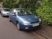 Ford Focus 1.8 tdci 2004, MOT until December