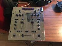 Numark DM100EX DJ Mixer