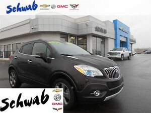 2014 Buick Encore CX, Leather, Bluetooth, Rear Vision Camera