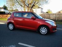 2010 Suzuki Swift 1.2 SZ2 – LOW INSURANCE, LOW MILES, SUPER VALUE, LOVELY EXAMPLE