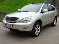 2007 LEXUS RX 3.5 350 LTD EDITION 5d AUTO 273 BHP *FINANCE AVAILABLE*FULL SERVICE HISTORY