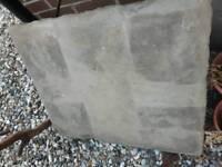 Yorkshire stone paving slab