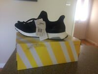 Adidas UltraBOOST Trainers Size 10 - BRAND NEW