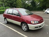 2000 Toyota Picnic 2.2 TD GS - One Owner From New