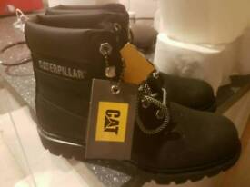 Brand new cat boots women size 5