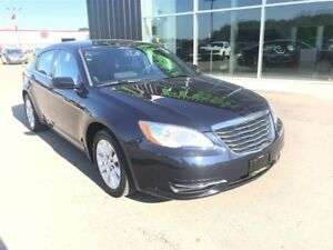 2012 Chrysler 200 LX, Bluetooth, and More!