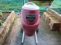 Mountfield quiet shredder 2200W