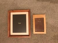 8 x Picture Frames