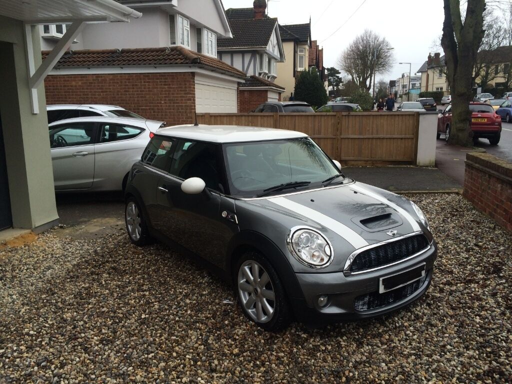 Mini Cooper Electric >> Mini Cooper S R56 Grey Immaculate Condition   in Leigh-on-Sea, Essex   Gumtree