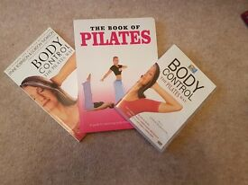 Pilates Books and DVD