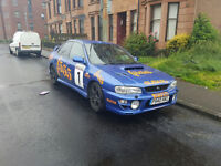 Subaru Impreza Turbo - WRX import