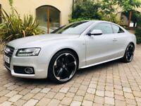 Audi A5 2.0T S Line - bmw a4 a3 mercedes vw golf gti gtd scirocco tdi 330d m4 m3 civic focus st tt