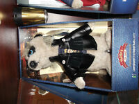 Boxed MEERKAT Toy VASSILY with Certificate or Swap !!!