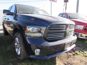 2016 Ram 1500 Sport - HEMI - NAV - LEATHER