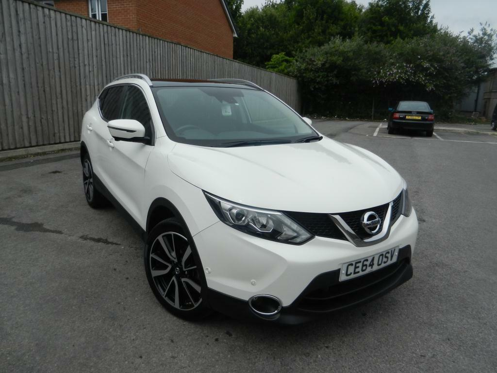 nissan qashqai 1 2 dig t tekna 5dr 2014 in penylan cardiff gumtree. Black Bedroom Furniture Sets. Home Design Ideas