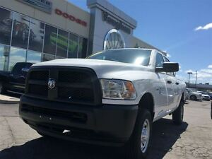 2016 Ram 2500 ST - 2500 HD - ONLY 31 KMS !!