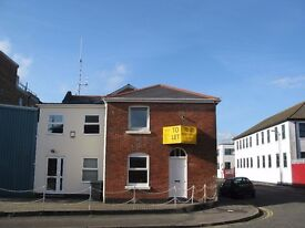 Office for 3-5 people available in Old Harbour Master House next to Shamrock Quay