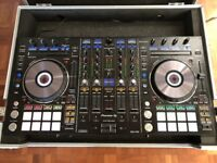 Pioneer DDJ-RX Controller (VGC, Boxed, Instructions & Flight Case)