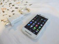 Moto E 4GB SIM-Free Smartphone WHITE