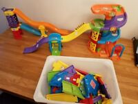 VTech Toot Toot Track Bundle - Great Cond Priced for quick sale