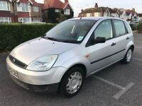 FORD FIESTA LX 1.4 - FULL SERVICE HISTORY - 96,000 MILES